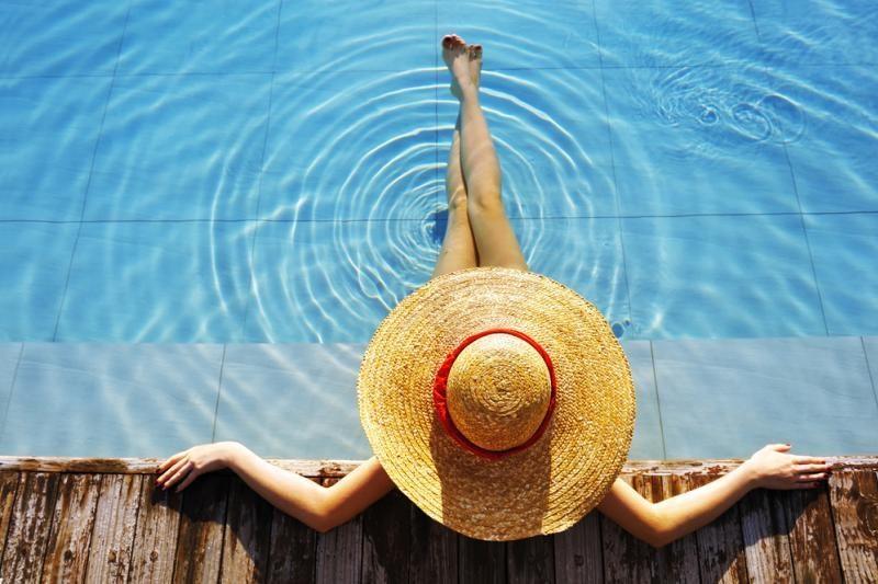 Džiugi žinia: savaitgalis bus vasariškas