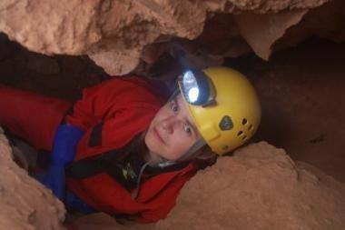 Lietuvė speleologė pagerino pasaulio rekordą