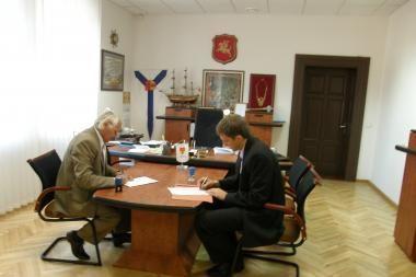 "Pratęsta KU ir ""Naftos-Uni-Laivitės"" sutartis"
