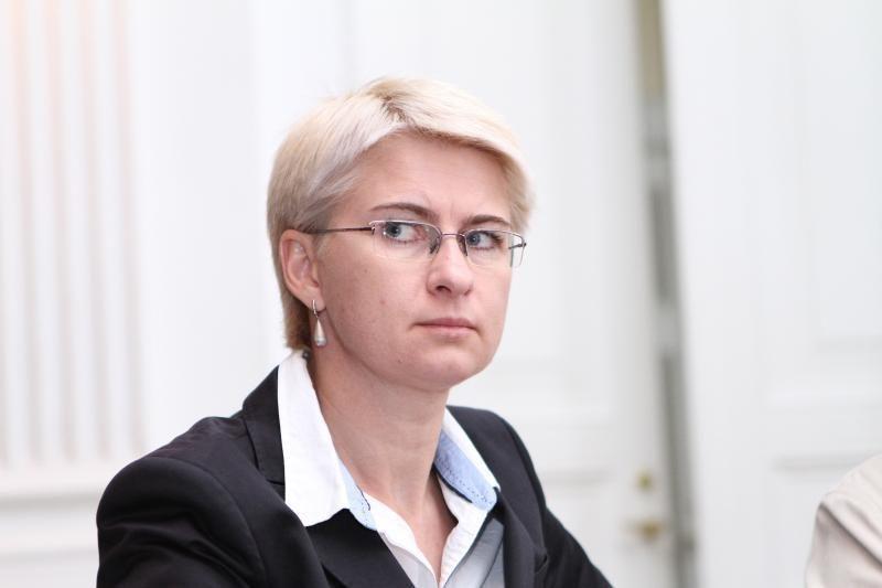 N.Venckienė pareiškė nušalinimą Panevėžio teisėjams