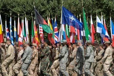 L.Linkevičiaus atkirtis Rusijai: NATO neskirsto narių į senus ir naujus