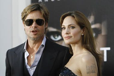 A.Jolie memuarų kol kas dar nebus