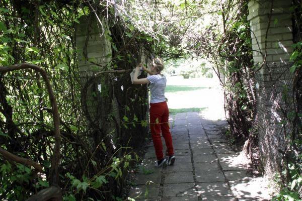 Botanikos sode varžybos - kas spartesnis, protingesnis, žalesnis