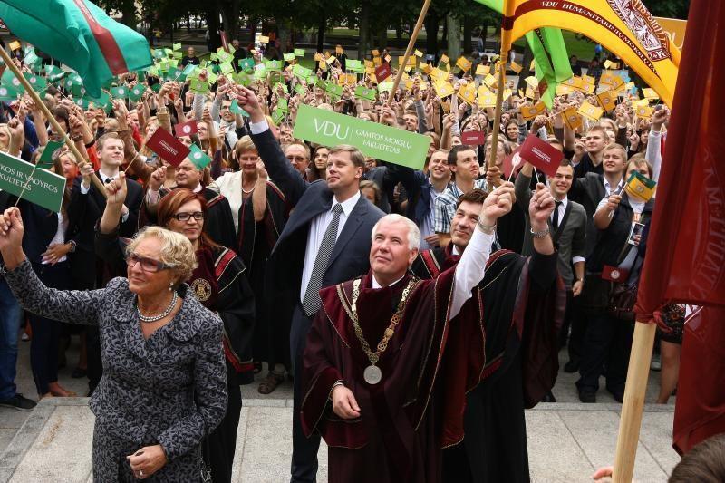 Į Kauną atėjusią rugsėjo pirmąją šventė ne visi
