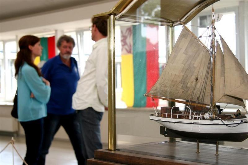 Patriotai Kovo 11-ąją Jūrų muziejų lankys nemokamai