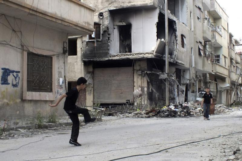 Rusija svarsto galimybę suteikti paskolą Damaskui