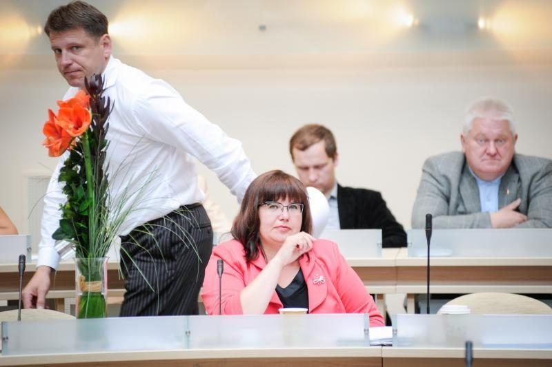 Išrinkta be konkurencijos: naujoji Kauno vicemerė – O.Leiputė