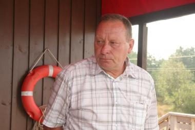 Klaipėdos gelbėtojų vadui – didesnė alga