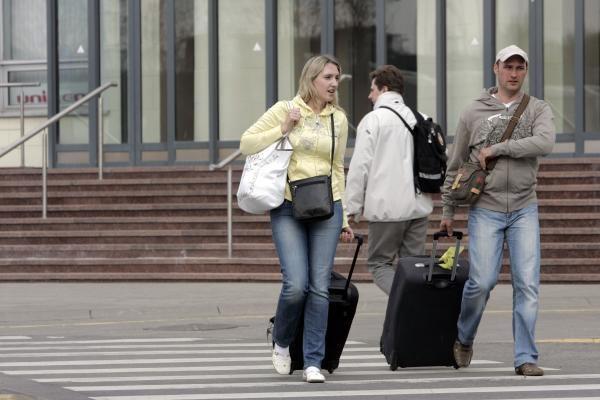 Vulkaninės dulkės Lietuvoje sutrukdė beveik 29 tūkst. keleivių planams (papildyta)