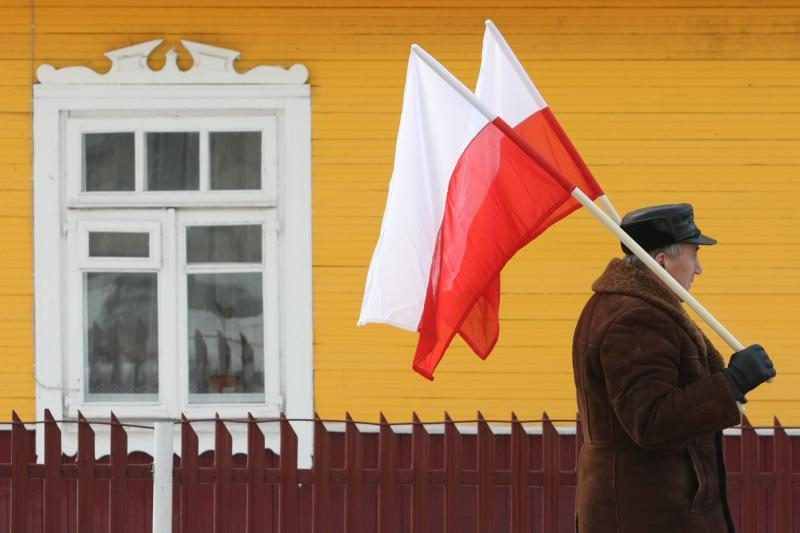 Lietuvai ir Lenkijai pateiktos konfidencialios rekomendacijos
