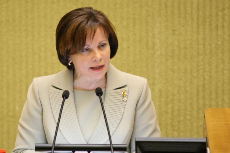 R.Juknevičienė: šioje sesijoje turime apsispręsti dėl pensijų reformos