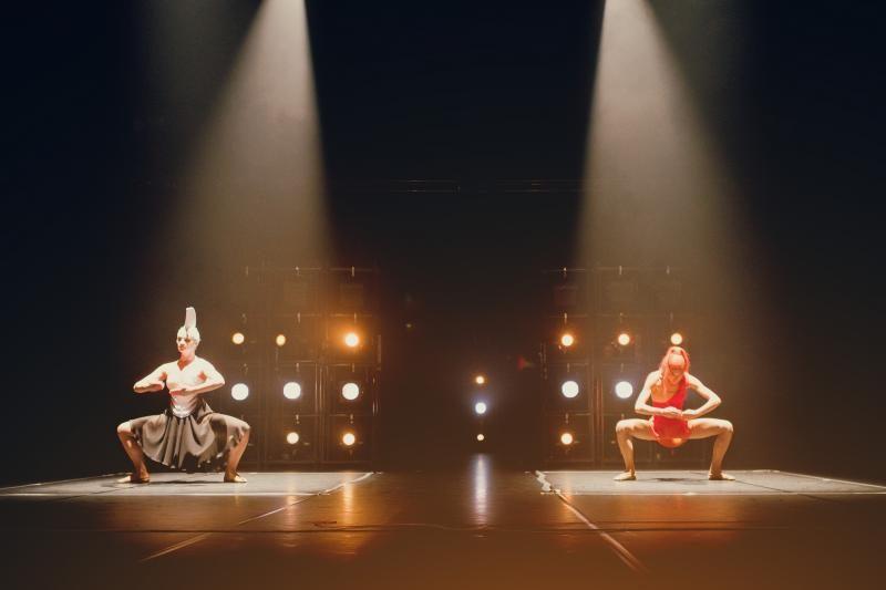 Choreografė M.S.Šimulynaitė nori įnešti naujų gūsių į baleto pasaulį