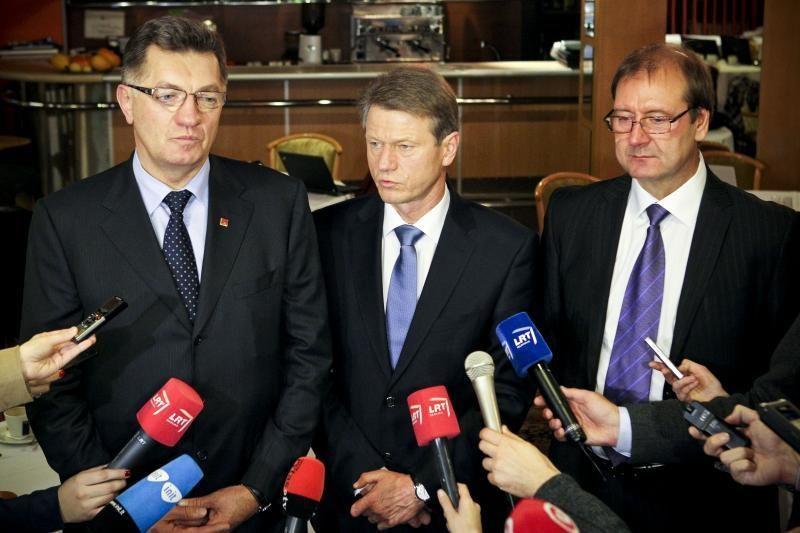 Apklausa: Darbo partijos reitingas smuktelėjo žemyn, populiariausi - socialdemokratai