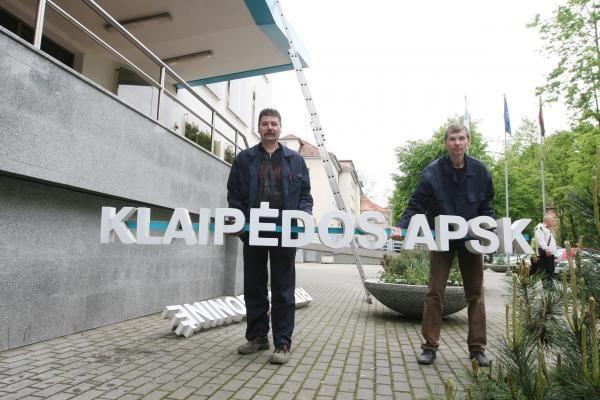 Klaipėdos apskrities ligoninė atsisveikino su senuoju pavadinimu