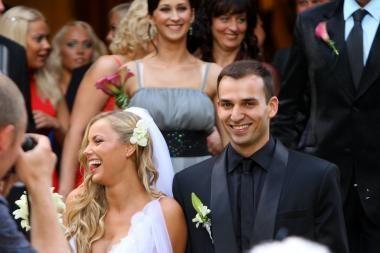 Godos Sabutytės išpažintis - apie vestuves ir vyro praeitį