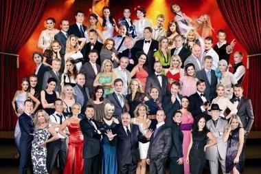 Naujus TV3 metus švęs daugiau nei 100 eterio žvaigždžių