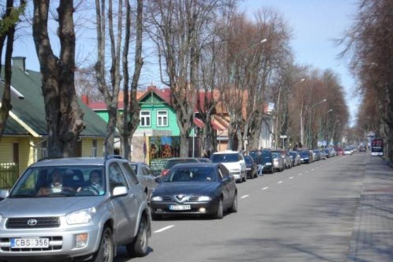 Vyriausybė pritaria taikos sutartims dėl penkių statinių Palangoje