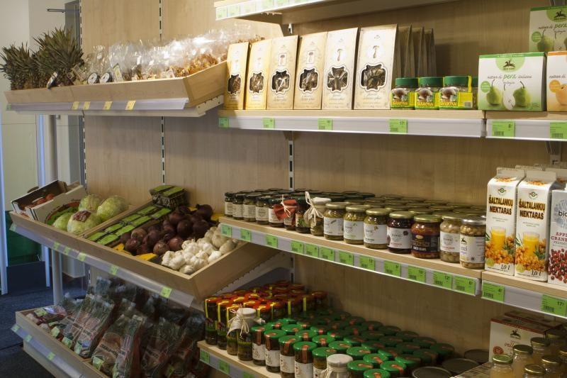 """Ekologiškų produktų parduotuvė """"Biosala"""" – jau Kaune"""