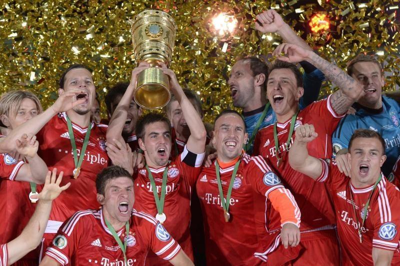 """Iššūkis: kaip pagerinti tobulą """"Bayern"""" komandą?"""