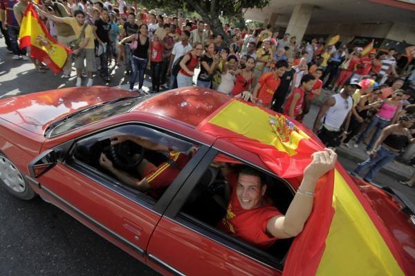 Ispanijos spauda jaučiasi patekusi į rojų