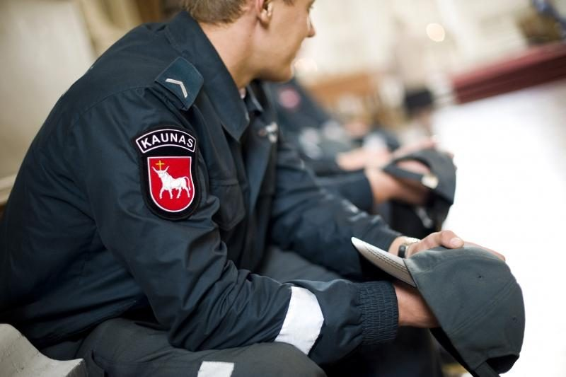 Tyrimas: prasčiausiai policijos darbas vertinamas Kaune