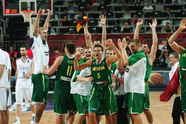 2018-ųjų pasaulio vyrų krepšinio čempionatas – Lietuvoje?