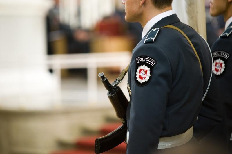 Apsukrų vagį sugavusiam kauniečiui – policijos plojimai