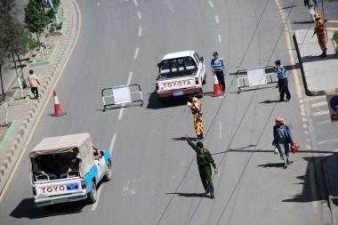 Jemene surengta diversija naftotiekyje