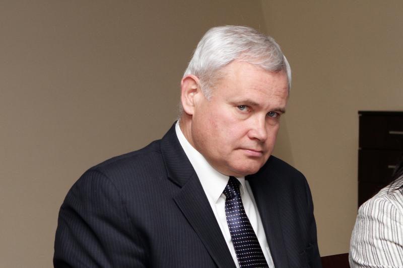 Klaipėdos meras aplankė naujose patalpose įsikūrusius krepšininkus