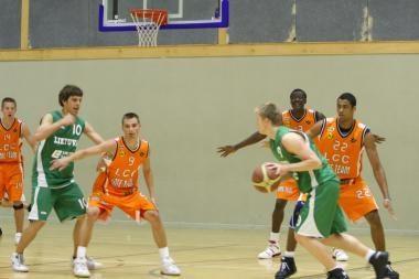 Netikėta LCC krepšininkų sėkmė