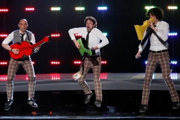 """""""InCulto"""" pirmąkart išbandė """"Eurovizijos"""" sceną Osle"""