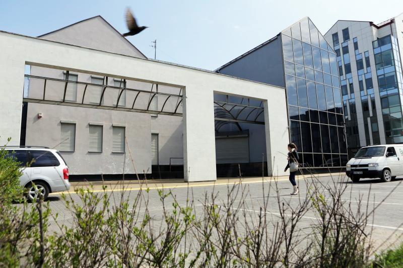 Parduodamas Lietuvos banko pastatas Klaipėdoje