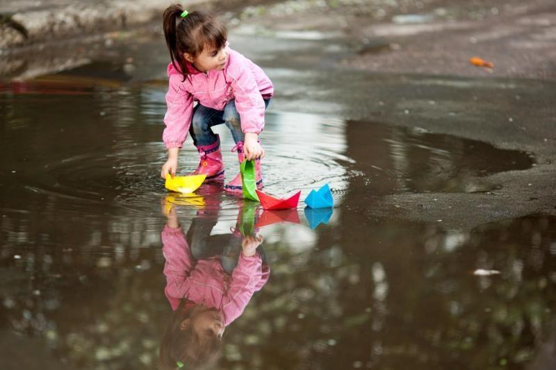Nepamirškite skėčio: šeštadienį vietomis, sekmadienį daug kur palis