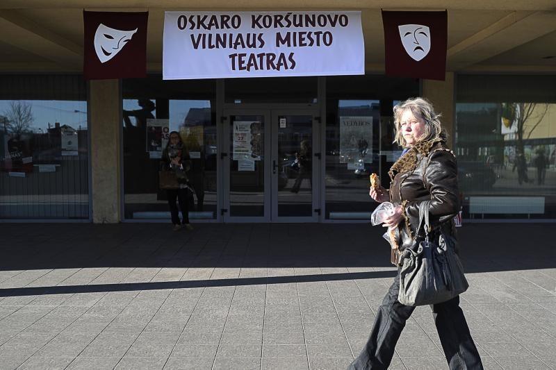 """Kaune   prasideda   """"Teatrų pavasaris"""""""