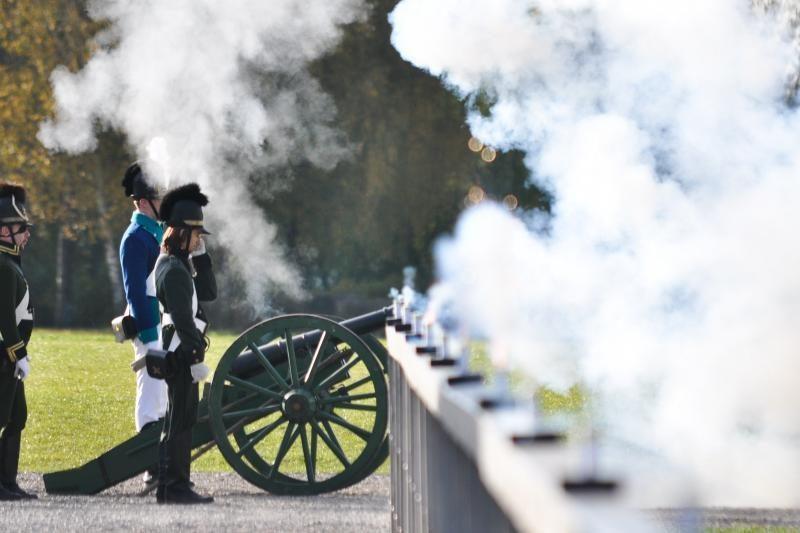 Kauno pilyje aidės patrankų šūviai, vilios nemokamos ekskursijos