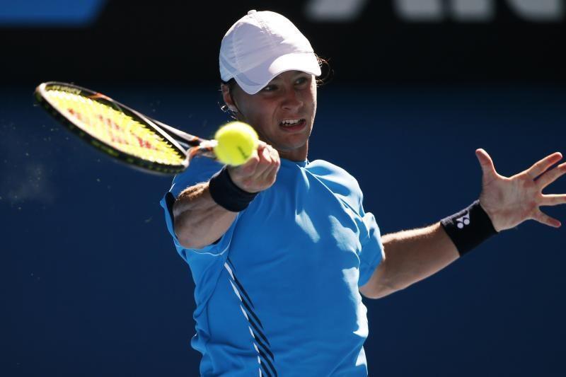 Žemyn: R. Berankis prarado 8 ATP reitingo pozicijas