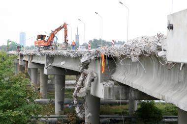 Daugiausia blogos būklės tiltų – Klaipėdos apskrityje