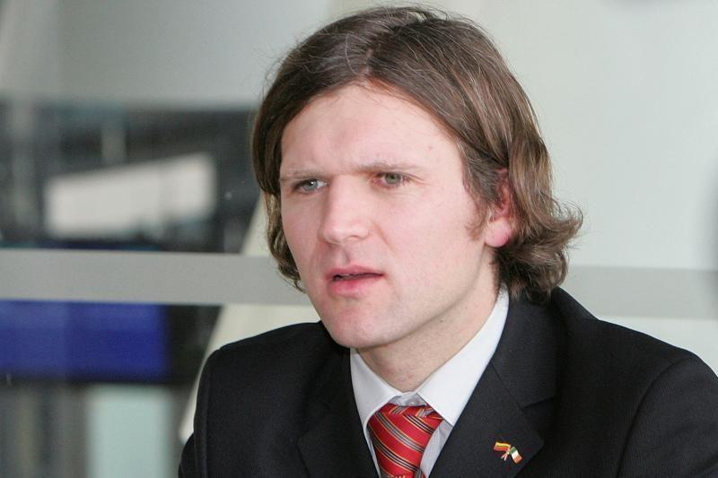 Iš pareigų traukiasi Kauno oro uosto generalinis direktorius A.Šliupas