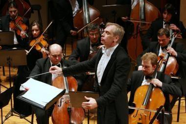 Rusijos prezidentas apdovanojo dirigentą G.Rinkevičių