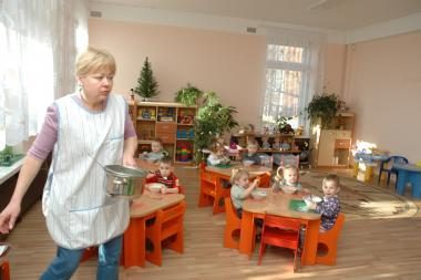 Darželis Klaipėdoje rajono vaikui mėnesiui kainuos 451 litą