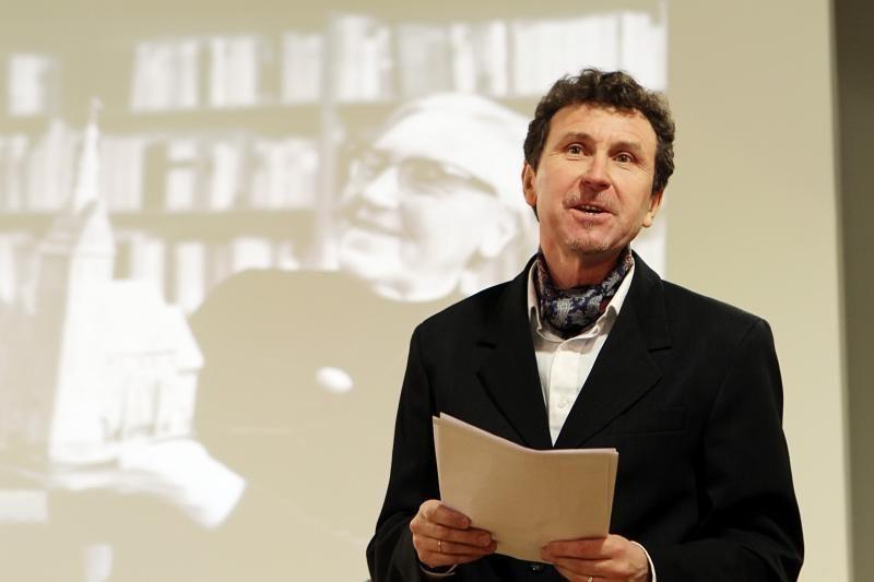 Palangiškei įteikta literatūrinė I.Simonaitytės premija