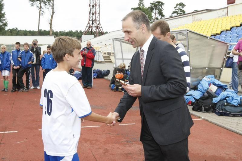 "Klaipėdos mero taurę laimėjo ""FM-Baltų"" jaunučiai"