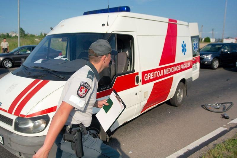 Šeštadienį eismo įvykiuose žuvo du žmonės