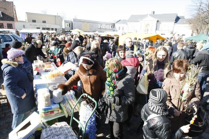Klaipėdos krašto Kazimierams – mero padėka