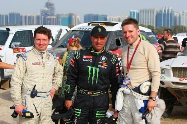 """""""Abu Dhabi desert challenge"""": lietuviai aplenkė daugiau nei pusę varžovų"""