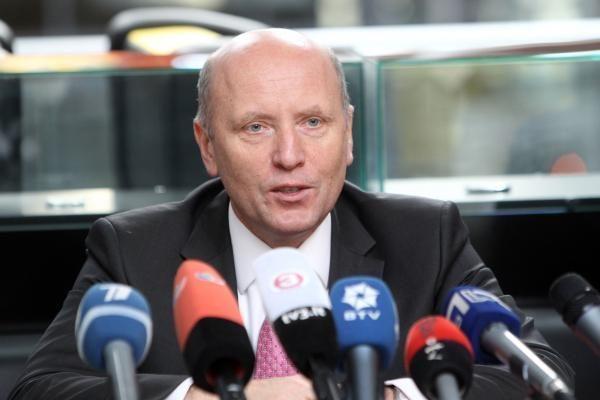 Vidaus reikalų ministras R.Palaitis atsistatydinti neketina