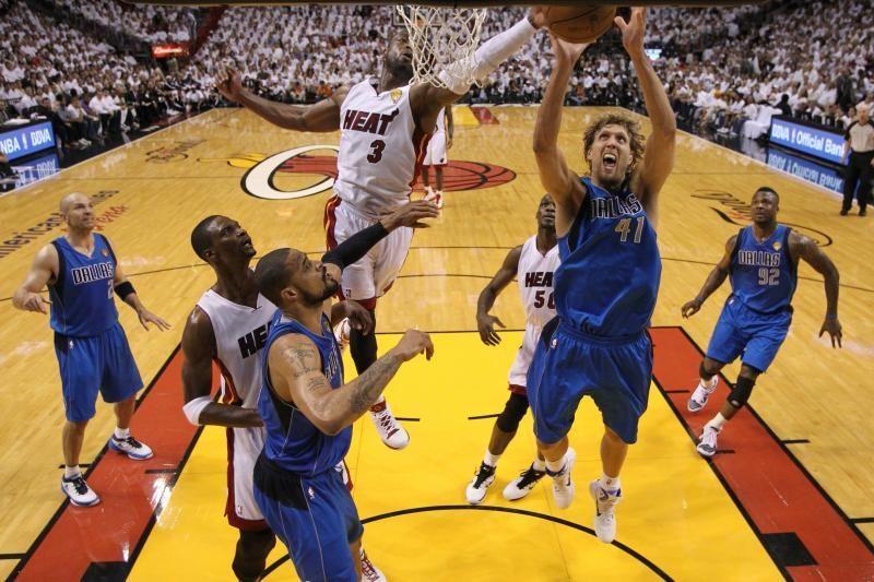 NBA finalas: