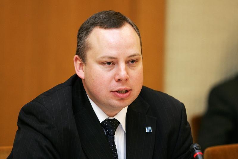Vyriausybės atstovu Vilniaus apskrityje paskirtas A.Skaistys