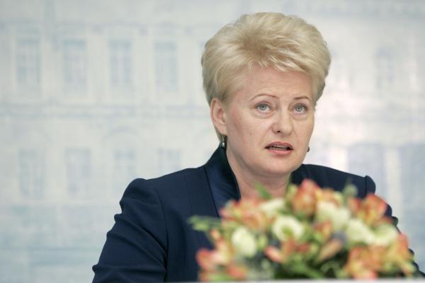 Prezidentė nevyks į Lenkijos ir Baltijos šalių prezidentų susitikimą
