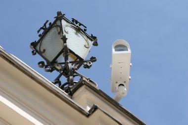 Vaizdo kamera – klaipėdiečių pageidautoje vietoje